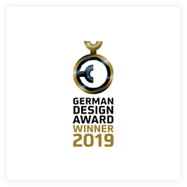 German Design Awards Winner 2019